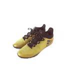 アディダス adidas ターフ エックス タンゴ 17.3 TF フットサルシューズ サッカー CP9135 ゴールド 26.5cm