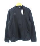 アディダス adidas TANGO CAGE ウォーム スウェット シャツ DY5853 サッカー フットサル 黒 ブラック L
