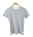 B&Y ユナイテッドアローズ BEAUTY&YOUTH ビューティー&ユース Tシャツ カットソー 無地 グレー S