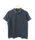 ユニクロ UNIQLO ポロシャツ 半袖 トップス グレー L