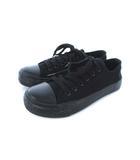 ブラウニー BROWNY ローカット スニーカー 靴 シューズ ブラック S