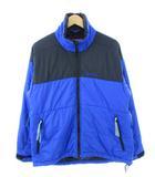 マーモット MARMOT プリマロフト ジャケット ナイロン 中綿 アウトドアウェア 2トーン ブルー S