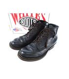 ホワイツ WHITE'S セミドレス ブーツ 2332W レザー USA製 ブラック 9E