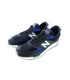 ニューバランス NEW BALANCE ML840 AC スニーカー NBX ランニングシューズ 靴 ブラック 27.5