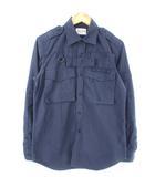 マーカウェア MARKA WARE ワークジャケット シャツジャケット アウター 上着 ネイビー 2