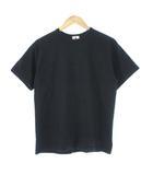 サムライジーンズ SAMURAI JEANS Tシャツ 無地 半袖 ブラック 黒 L