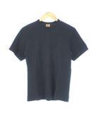 デラックスウエア DELUXEWARE Tシャツ 半袖 無地 ブラック 黒 M