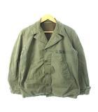 ヴィンテージ VINTAGE 40's 米軍 US NAVY N-4 フィールドジャケット コの字留め TALONジップ ミリタリー