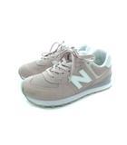 ニューバランス NEW BALANCE スニーカー ランニング 靴 シューズ WL574ESP ピンク 24cm