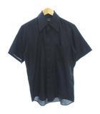 タウンクラフト TOWNCRAFT JCpenney 70's 半袖 シャツ ヴィンテージ ブラック S
