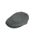 クライミー CRIMIE パナマ ハンチング 帽子 天然草 ブラック系 M