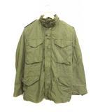 ヴィンテージ VINTAGE 米軍 60's M-65 フィールドジャケット セカンド アルミジップ ミリタリージャケット オリーブ