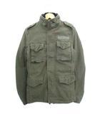 ダブルジェイケイ wjk M66 field jacket フィールドジャケット 1821 cs21e ダウンベストライナー付 ミリタリー カーキ M