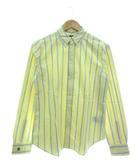 ラルフローレン ラグビー RALPH LAUREN RUGBY ボタンダウンシャツ 長袖 トップス ストライプ ボーイズ イエロー 10