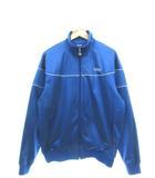 ナイキ NIKE WAFFLE ジャージ トラックジャケット ジップアップ 上着 ブルー XL