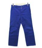 ヴィンテージ VINTAGE 60's 70's BLUE DE VERDUN フレンチ ワークパンツ フランス製 インクブルー 42