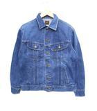 リー LEE 80's デニムジャケット ジージャン USA製 ヴィンテージ PATD153438 ブルー 40