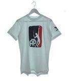 アディダス adidas 80's ATP Tシャツ USA製 半袖 ヴィンテージ ホワイト M