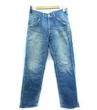 リー LEE デニム ペインターパンツ 日本製 ダメージ加工 ボトムス ブルー 29