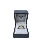 ツイストリング TWIST RING ブラス 指輪 アクセサリー 15号