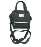 2wayバッグ ショルダー ハンドバッグ かばん ブラック