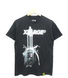 ディスイズイット DISSIZIT Tシャツ 半袖 カットソー トップス USA製 ブラック SM