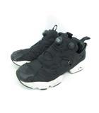 リーボック Reebok インスタ ポンプシューリー スニーカー 靴 ブラック 23.5cm