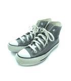 コンバース CONVERSE オールスター ハイ ALL STAR HI ハイカット スニーカー キャンバス 靴 チャコール 23.5cm
