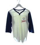 チャンピオン CHAMPION 80's トリコタグ Tシャツ TWINS ロゴ USA製 七分袖 ヴィンテージ M