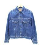 リーバイス Levi's 70505 デニムジャケット ジージャン 日本製 ブルー 38