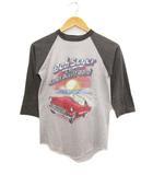 ヴィンテージ VINTAGE ボブシーガー bobseger 80's 1983年ツアーTシャツ バンドTシャツ 7分袖 両面プリント USA製 S