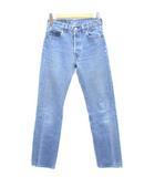 リーバイス Levi's 501 デニムパンツ ジーンズ USA製 ブルー W29