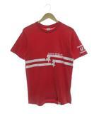 クレイジーシャツ CRAZY SHIRTS 80's プリントTシャツ SUMMER GAMES 84 USA製 半袖 レッド M