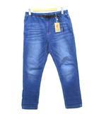 グラミチ GRAMICCI デニム ニューナローパンツ タイトフィット NN-PANTS TIGHT FIT 8818-DEJ クライミングパンツ ブルー L