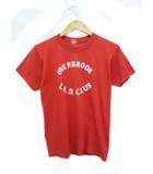 ヴィンテージ VINTAGE スクリーンスターズ SCREEN STARS 70's 80's Tシャツ 半袖 OVERBROOK USA製 レッド M