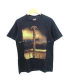 ヴィンテージ VINTAGE 90's クイーンズライチ QUEENSRYCHE ツアー Tシャツ Promised Land 1995 USA製 ブラック M