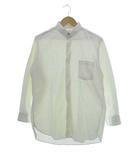 ペニーズ PENNYS 50's 60's シャツ 長袖 船タグ マチ付き ヴィンテージ 長袖 オフホワイト