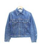 リーバイス Levi's 557XX 50's 60's デニムジャケット ジージャン ギャラ入り 刻印17 ヴィンテージ ブルー