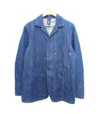 リーバイスレッド Levi's RED ファーストコート 1st COAT テーラードジャケット デニム ブルー M