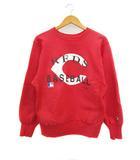 チャンピオン CHAMPION 90's リバースウィーブ 刺繍タグ スウェット トレーナー REDS BASEBALL 赤 M