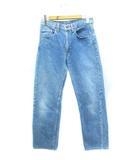 リーバイス Levi's 505-0217 デニムパンツ ジーンズ USA製 ブルー W31