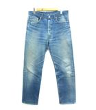 リーバイス Levi's 501 デニムパンツ ジーンズ USA製 ブルー W38