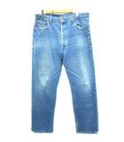 リーバイス Levi's 501 デニムパンツ ジーンズ ビッグサイズ USA製 ブルー W40