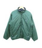 パタゴニア Patagonia 90's パフボールジャケット 中綿ジャケット ジップアップ USA製 グリーン M
