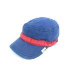ザノースフェイス THE NORTH FACE ワークキャップ キャスケット 帽子 リネン NN01319  ネイビー L
