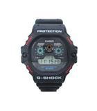 腕時計 DW-5900-1JF 35周年記念 復刻モデル デジタル クォーツ ブラック
