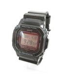 カシオジーショック CASIO G-SHOCK GW-S5600 電波ソーラー カーボンファイバー 腕時計 ウォッチ デジタル スクエア ブラック 黒