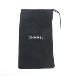 シャネル CHANEL 保存袋 巾着 純正 鞄 バッグ 布袋 付属品 31cm×18.5cm
