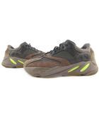 アディダス adidas スニーカー YEEZY BOOST イージーブースト 700 WAVE RUNNER MAUVE EE9614 グレー 茶 ブラウン US9 1/2 27.5cm 靴