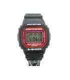 カシオジーショック CASIO G-SHOCK 腕時計 ウォッチ デジタル DW-5600VT 北斗の拳 25周年記念 1983本限定 黒 ブラック 赤 レッド